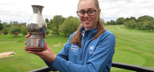 Hannah Darling, Champion of Champions 2018